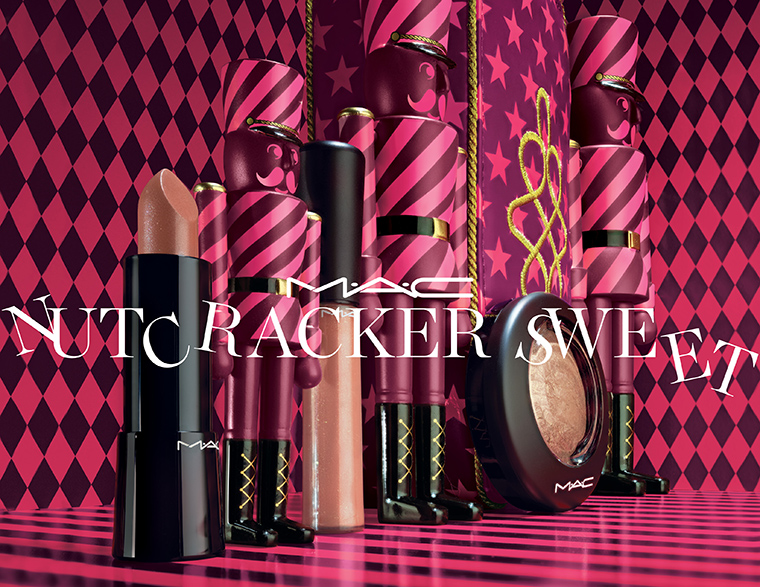 2. mac nutcracker sweet