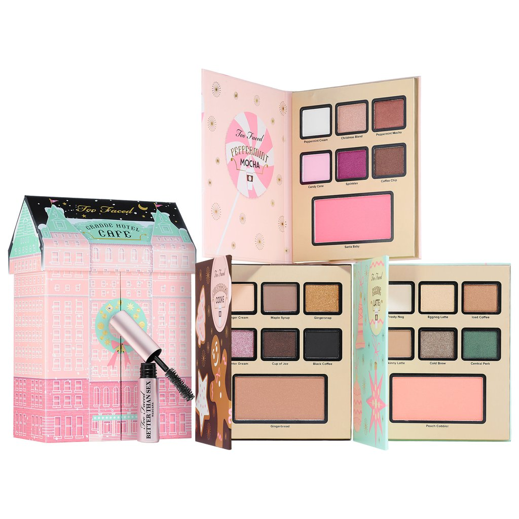 3.too faced