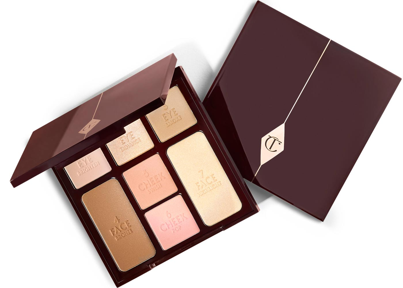 Instant-Look-in the palette