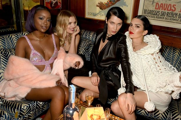 LOVE-And-Burberry-London-Fashion-Week-Party-At-Annabels-Celebrating-Katie-Grand-And-Kendall-Jenner