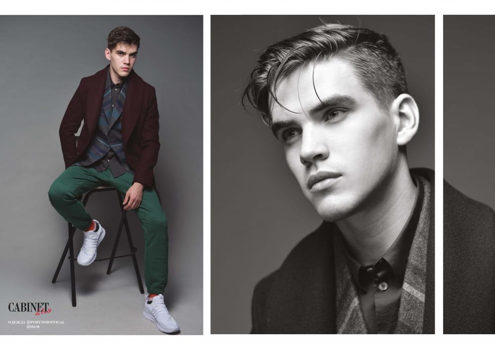 Одежда: @portnoioffical & @H&M