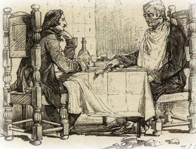 Гоголь с А.И.Товстогубом