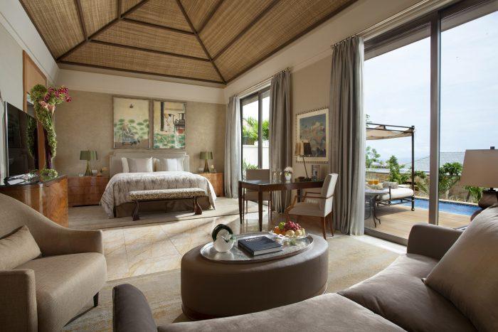 Family Villa - Master Bedroom