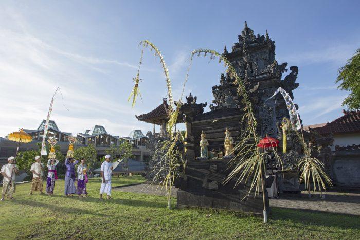 Mulia Bali - Temple