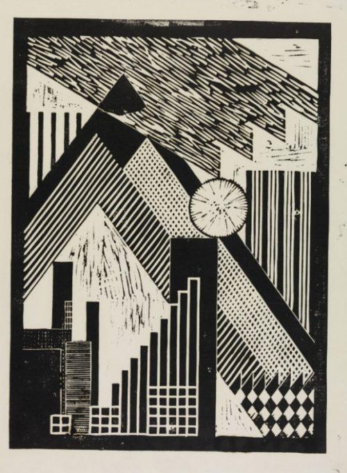 Ханнес Майер «Без названия» Около 1925–1926