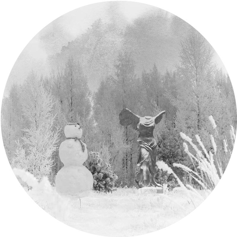 Таня Шерстюк «Снеговик и Ника»