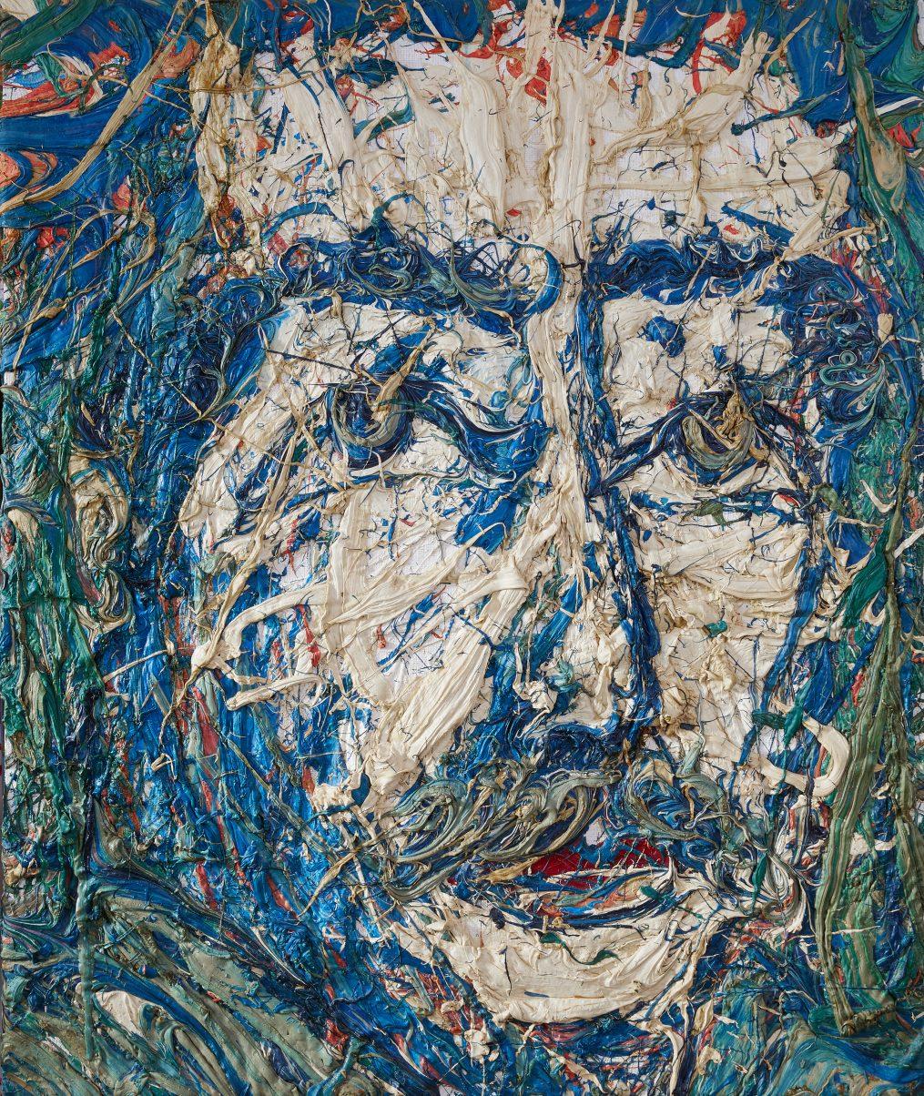"""""""Портрет мужчины"""", 2011 г., холст, масло, 120 х 100 см. Цена по запросу"""