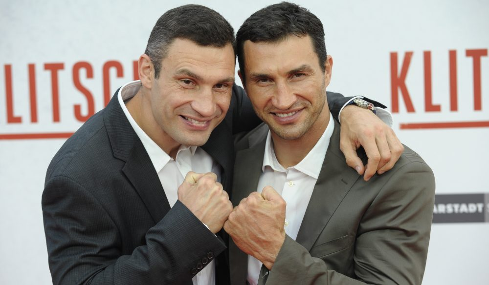 "Filmpremiere ""Klitschko"" in Berlin"
