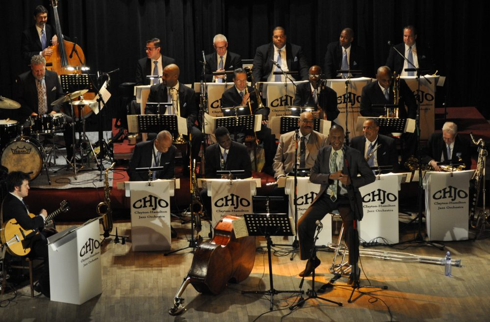 5.The Clayton-Hamilton Jazz Orchestra (2)