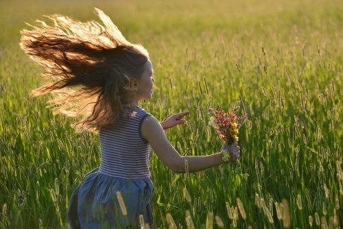Белова Елена Зеленое поле детства
