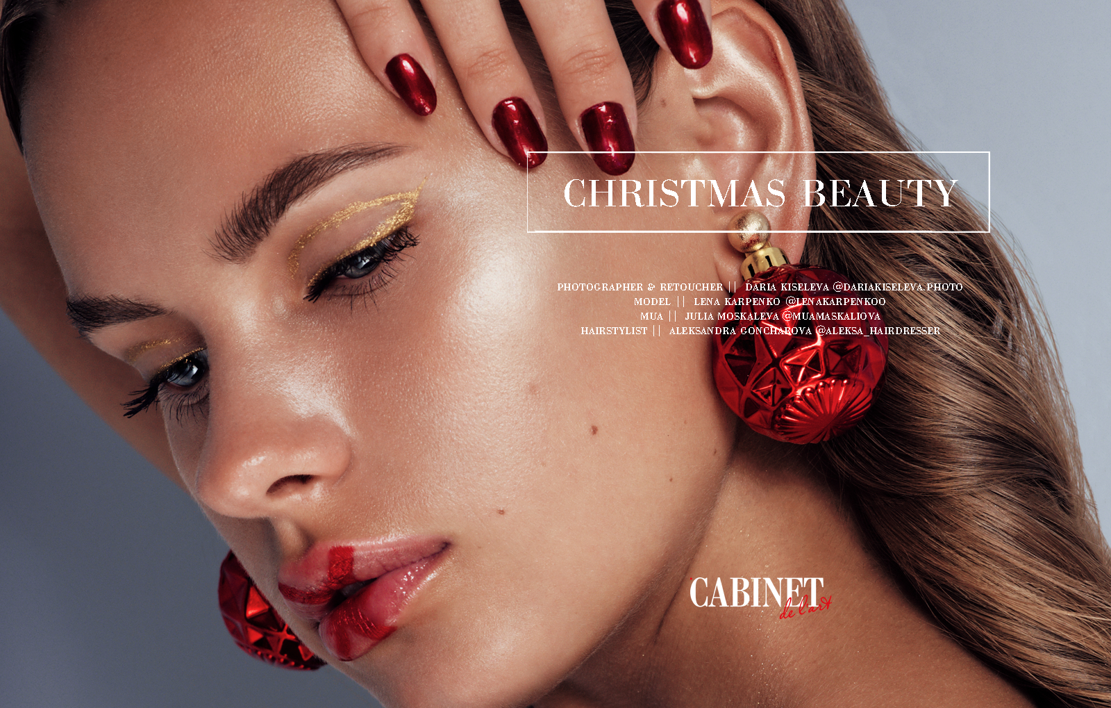cover -Christmas Beauty