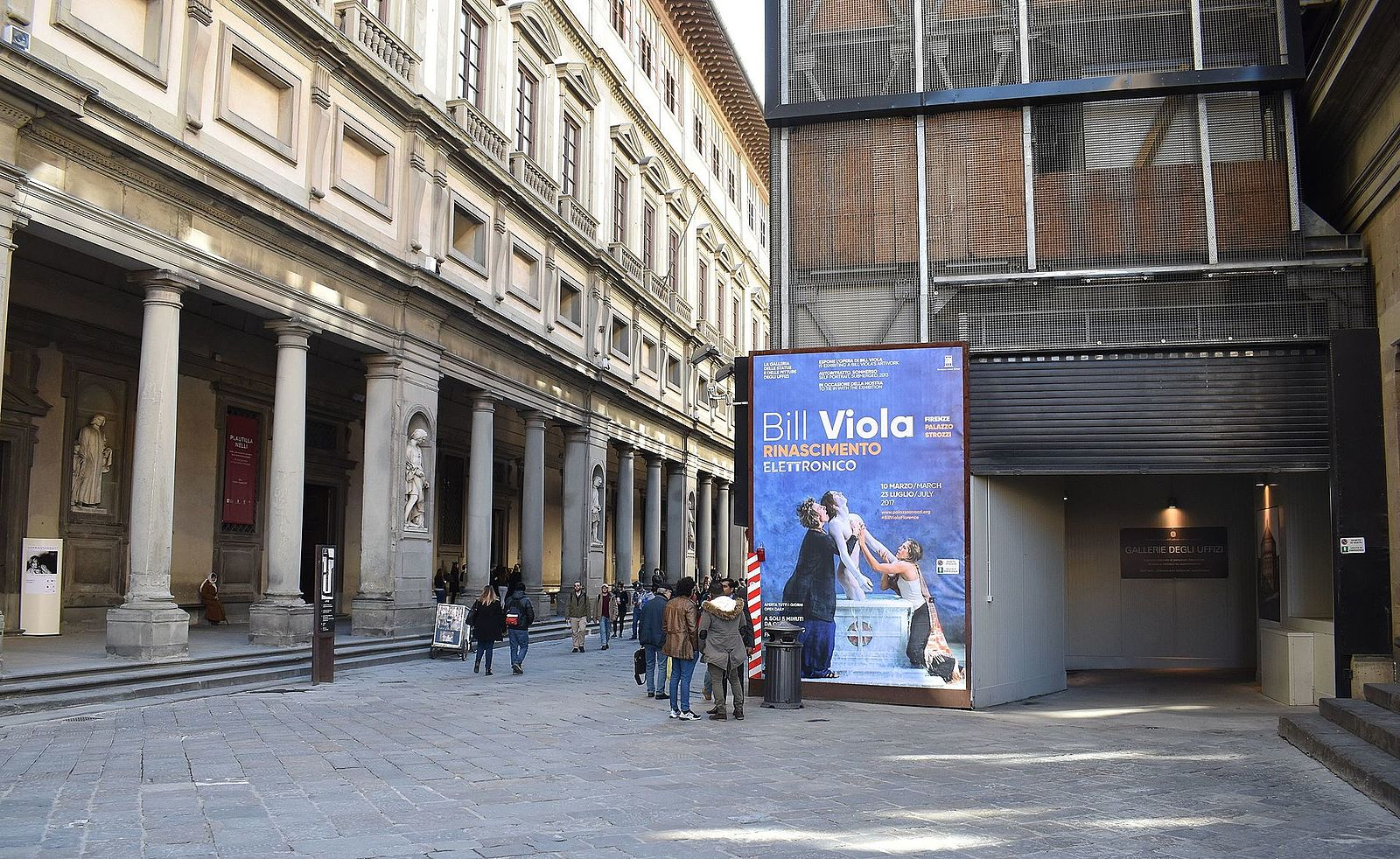 Uffizi_Bill_Viola_mostra_Firenze