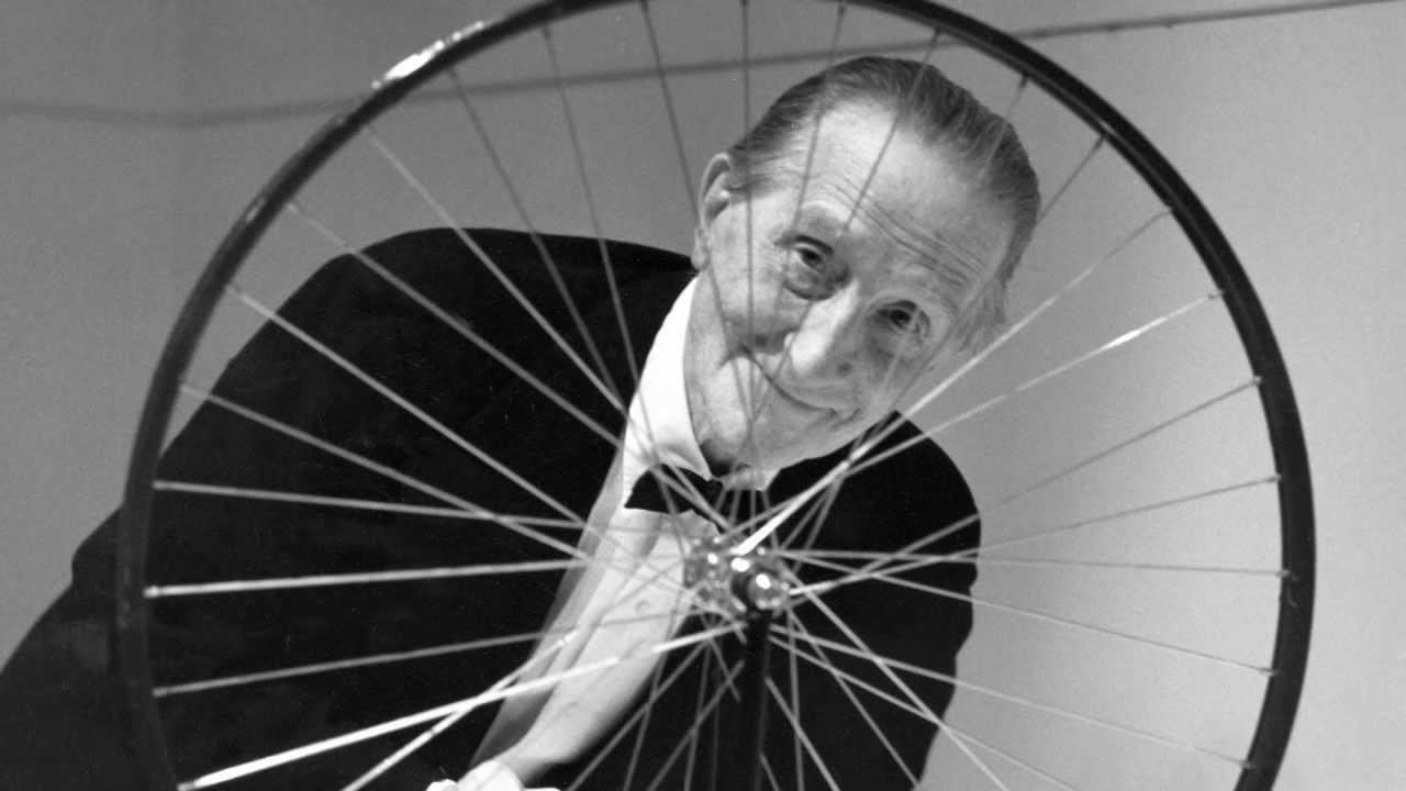 duchamp roue