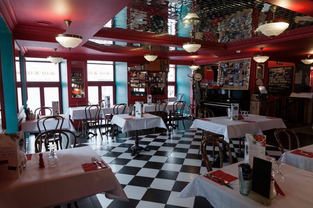 Фото представлены рестораном Жан-Жак