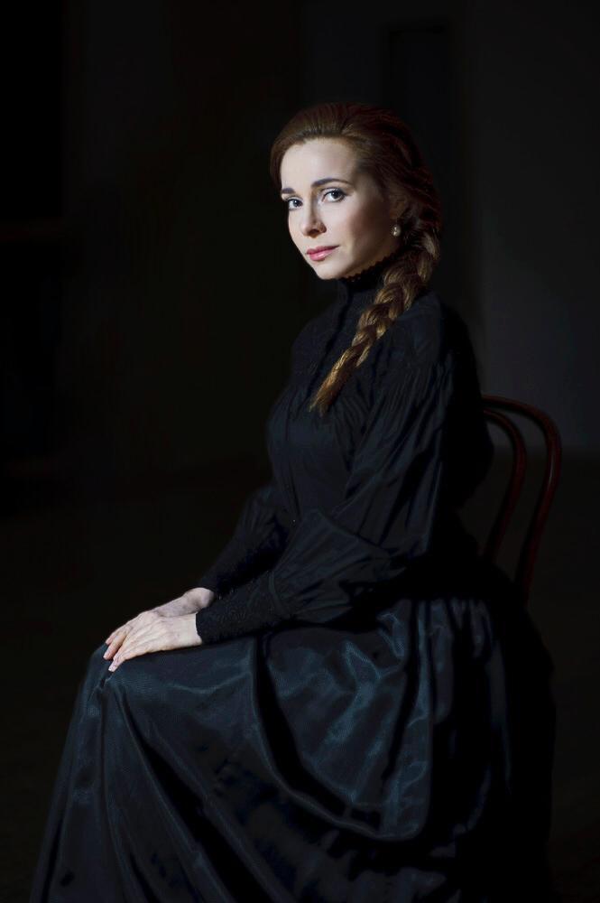 Екатерина Гусева в образе Грушеньки