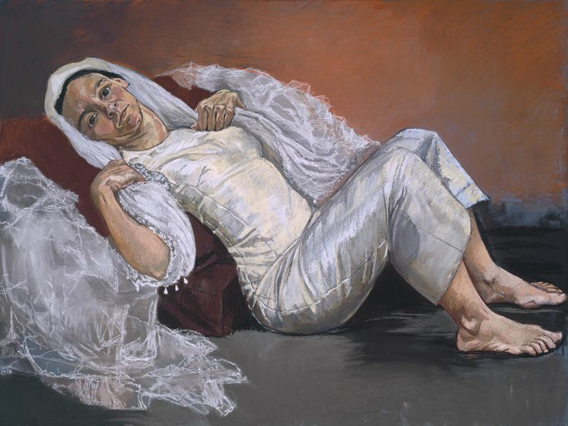 Паула Регу Невеста 1994 © Tate © Paula Rego _ Courtesy Marlborough Fine Art