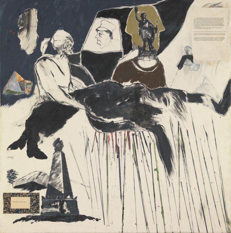 Р.Б. Китай Убийство Розы Люксембург 1960 © Tate