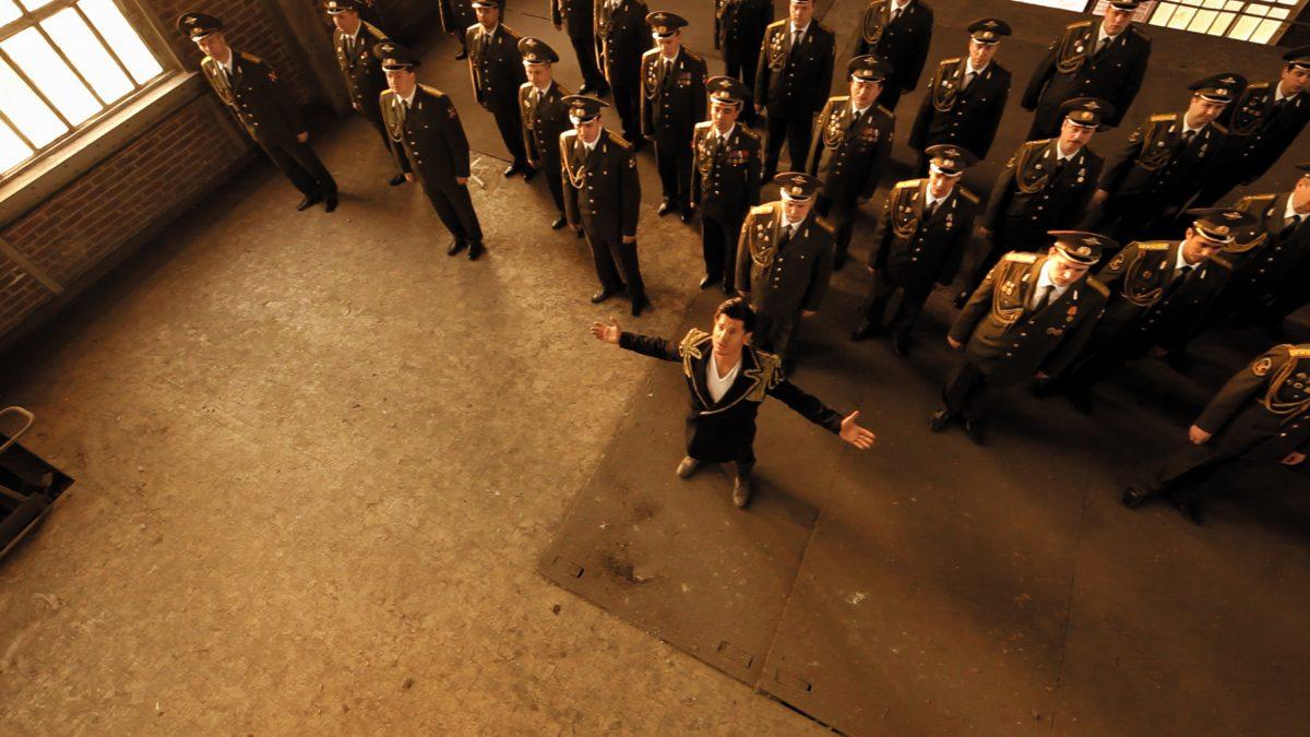 Vincent Niclo & Les Choeurs de l'Arm+®e Rouge -® Cyrille George Jerulsalmi