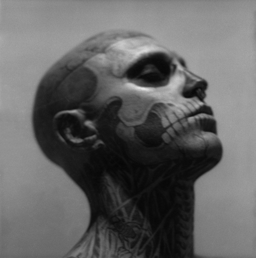 Indelible mask, 2011 Фото предоставлены МАММ