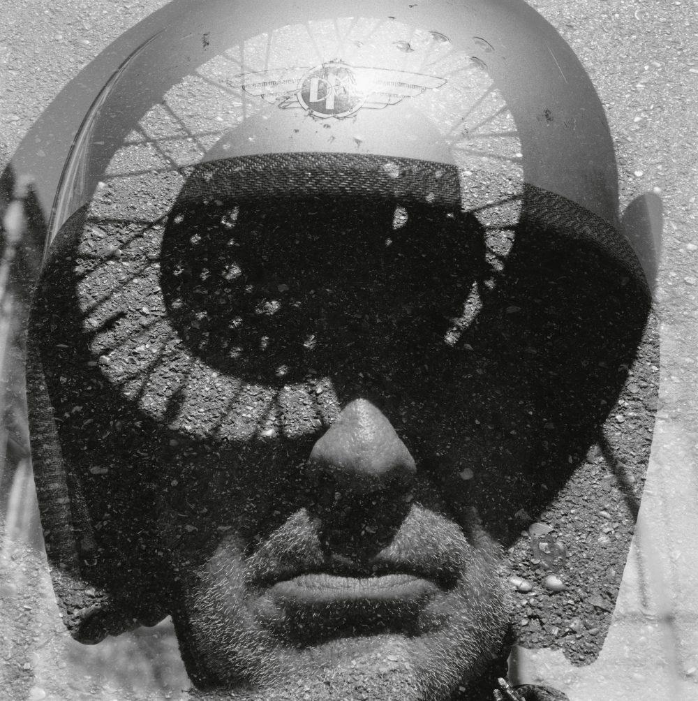 Self-portrait. Dadaist motorbike, 2014 Фото предоставлено ММАМ