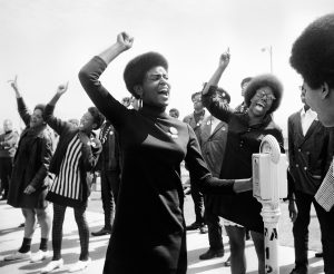 Black Panthers © Agnes Varda