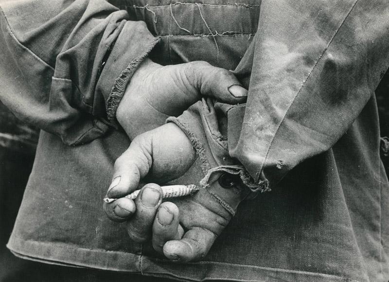 Геннадий Бодров. Самокрутка. 1987