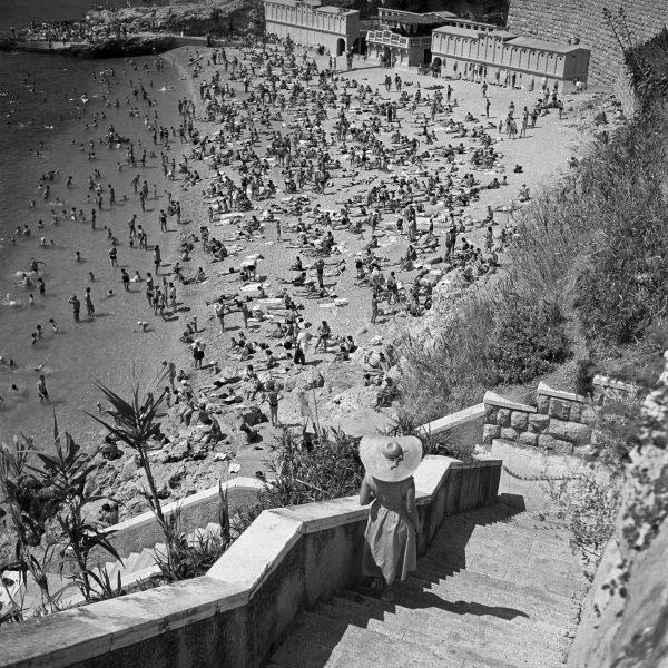 Тошо Дабац Дубровник Около 1950 Из собрания Музея искусств и ремесел, Загреб, Хорватия