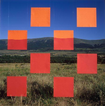 Франциско Инфанте и Нонна Горюнова Артефакты. Из цикла «Аппликации» 1993
